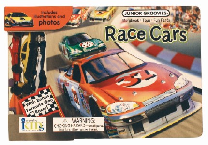Junior Groovies: Race Cars picture
