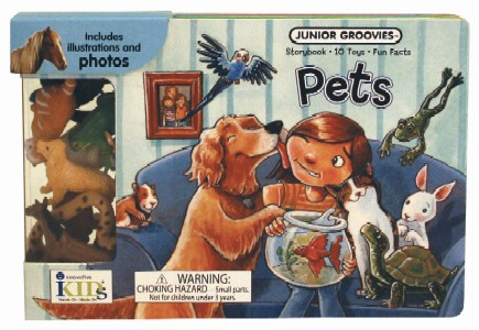 Junior Groovies: Pets picture