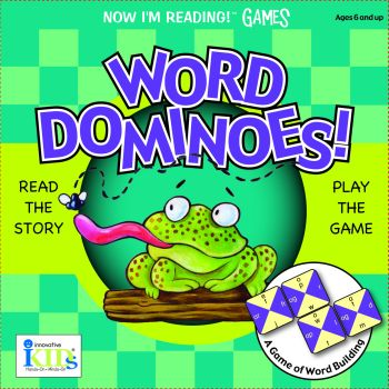 Now I'm Reading GAMES: Word Dominoes!