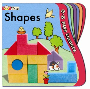 e•z page turners: Shapes picture