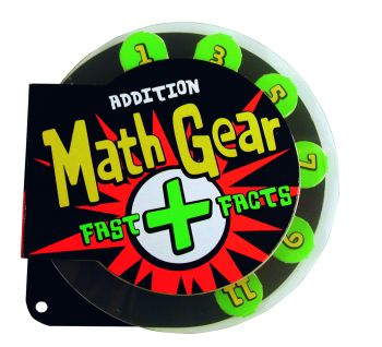 Math Gear: Fast Addition Facts picture