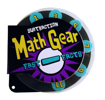Math Gear: Fast Subtraction Facts picture