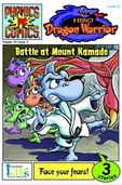 Phonics Comics: Level 2: Hiro: Dragon Warrior: Battle at Mount Kamado