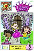 Phonics Comics&#8482;: Level 1: Princess School