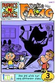 Phonics Comics: Level 3: Duke and Fang