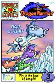 Phonics Comics&#8482;: Level 2: Hiro: Dragon Warrior: Fight or Flight