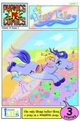Phonics Comics: Level 1: Pony Tales
