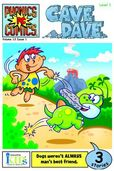 Phonics Comics: Level 1: Cave Dave