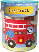 Soft Shapes Giant Shaped Puzzles fire truck
