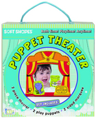 Soft Shapes: Puppet Theater