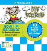 Now I'm Reading: My World (Binder with 10 booklets)