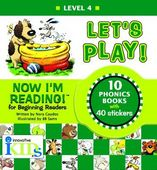 Now I'm Reading: Let's Play! (Binder with 10 booklets)