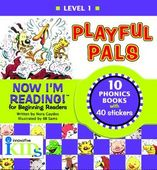 Now I'm Reading: Playful Pals (Binder with 10 booklets)