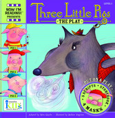 Now I'm Reading!&#8482; Plays: Level 1: Three Little Pigs