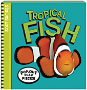 Soft Shapes® Photo Books: Tropical Fish