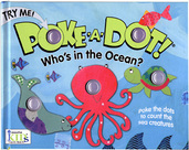 Poke-A-Dot! Who's in the Ocean?