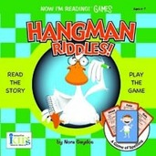Now I'm Reading! GAMES: Hangman Riddles!