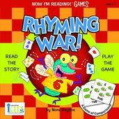 Now I'm Reading GAMES: Rhyming War!
