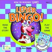 Now I'm Reading GAMES: Letter Bingo!
