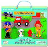 Soft Shapes Chunky Puzzle Playset: to the rescue