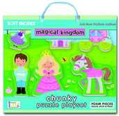 Soft Shapes Chunky Puzzle Playset: magical kingdom