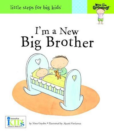 Now I'm Growing! I'm a Big Brother picture