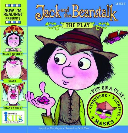 Now I'm Reading! Plays: Jack and the Beanstalk picture