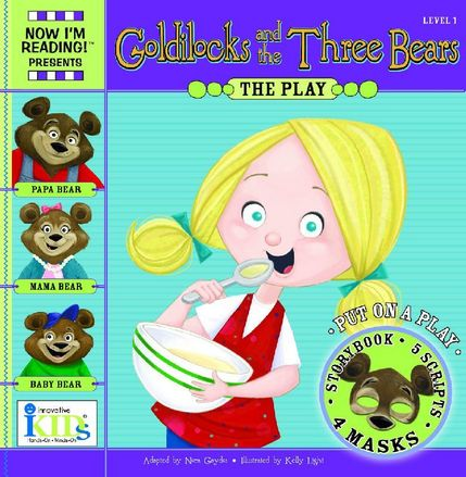 Now I&#8217;m Reading! Plays: Goldilocks & the Three Bears picture