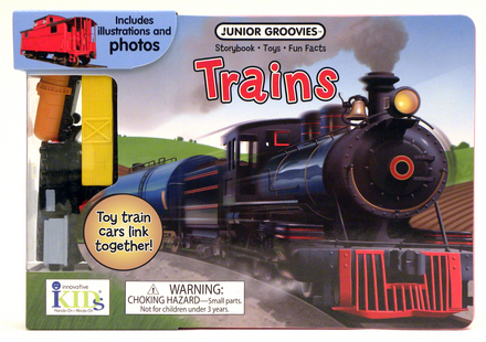 Junior Groovies: Trains picture