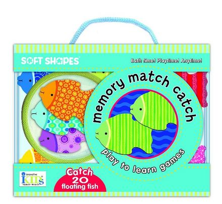 Soft Shapes Play to Learn Games: Memory Match Catch picture