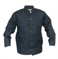 Chain Saw Protective Denim Jacket