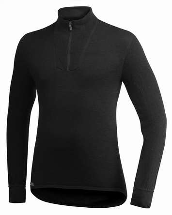 Turtleneck Shirt w/short zipper 200 g/m2 picture