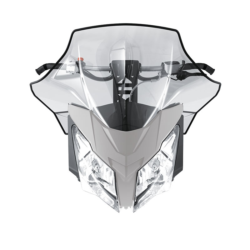 Ski Doo Sport Performance Flared Windshield
