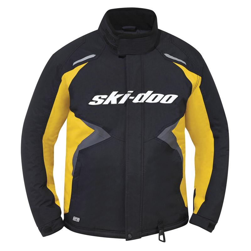 Yellow Ski Doo >> Ski-Doo Holeshot Jacket (Tall)