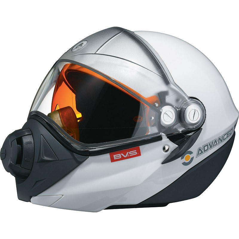 Casco moto nieve El Búfalo