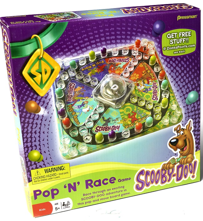 Scooby Doo!™ Pop n Race Game picture