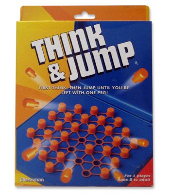 Think and Jump (New Design) picture