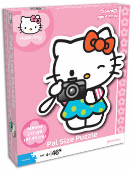 Hello Kitty® Pal Size Puzzle picture