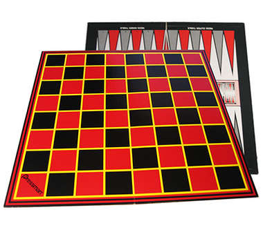 Checkers/Chess/Backgammon Board picture