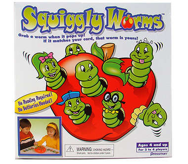Squiggly Worms&#8482; picture