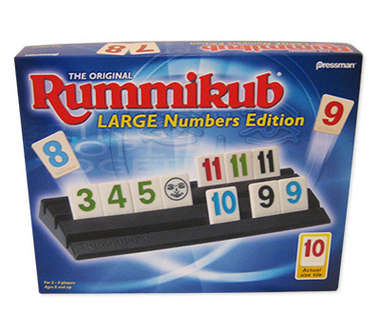 Rummikub® Large Number Edition picture