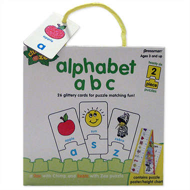 Alphabet ABC Puzzle picture