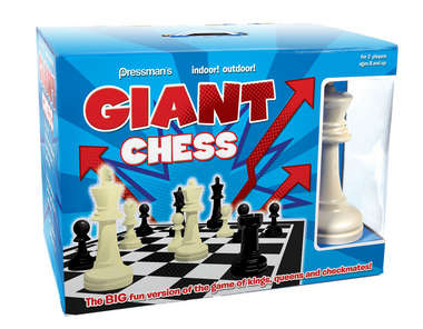 Giant Chess Set picture