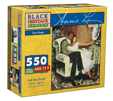 Annie Lee 550pc Puzzle picture