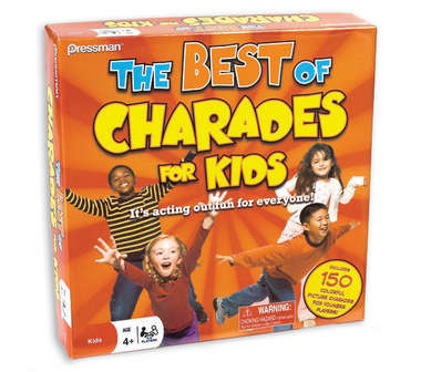 Best of Charades for Kids picture