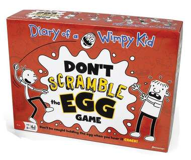 Diary of a Wimpy Kid® Don't Scramble the Egg Game picture