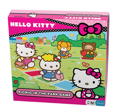 Hello Kitty Picnic in the Park Game picture