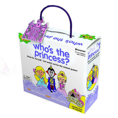 Who's The Princess? Game picture