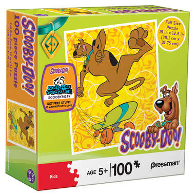 Scooby-Doo!™ 100 pc Puzzle picture