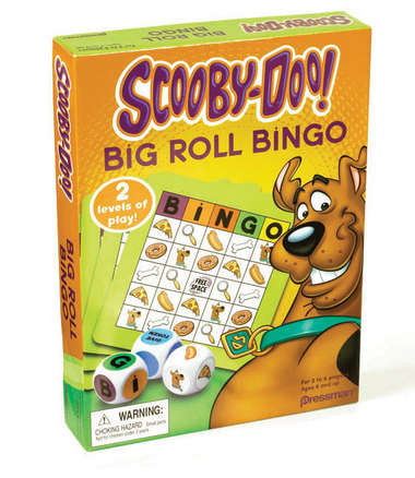 Scooby Doo!™Big Roll Bingo Game picture